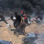 Ξεπέρασαν τους 60 οι νεκροί άμαχοι και άοπλοι Παλαιστίνιοι από σφαίρες