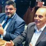 Βελόπουλος και Κρανιδιώτης κατέληξαν σε απόφαση κοινής εκλογικής πλατφόρμας με στόχο τις Ευρωεκλογές και Εθνικές εκλογές
